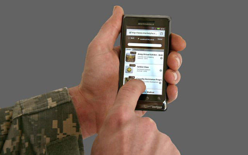 Army OneSource Services Locator