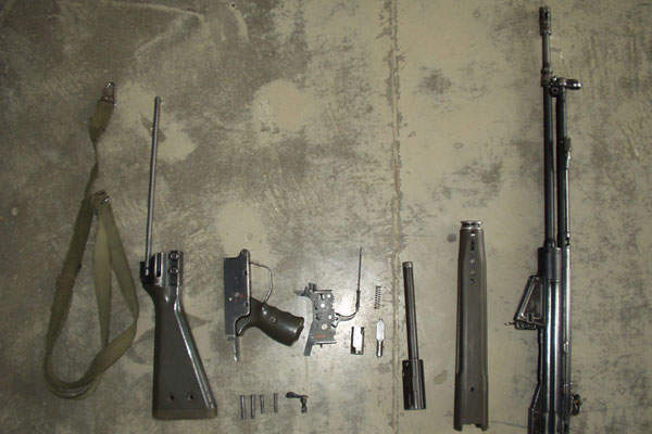 A class apart – assault rifles used by the world's biggest