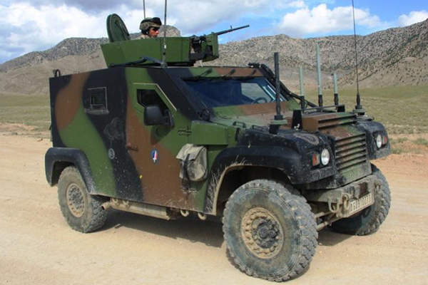 COLT4x4 Vehicle Is Offered In LAV (Light Armoured Vehicle) And LTV (Light  Tactical Vehicle) Versions.