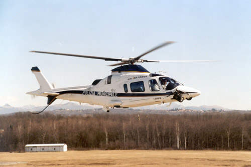 Around 300 A109 Power helicopters have been ordered since the model's entry into service in 1996.