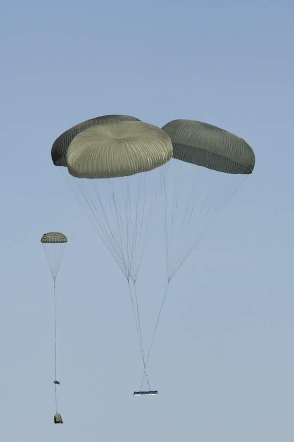 parachute release