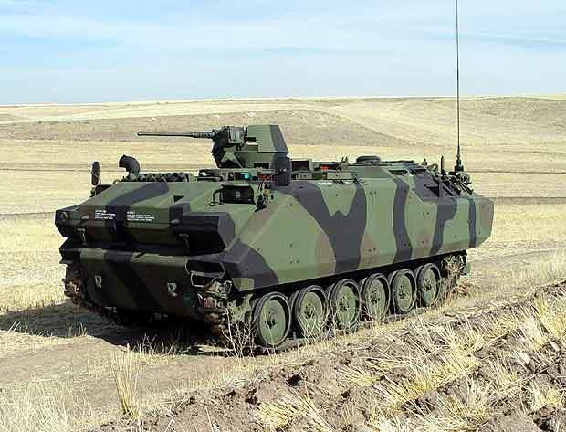 The ACV-S Eryx Squad Vehicle.