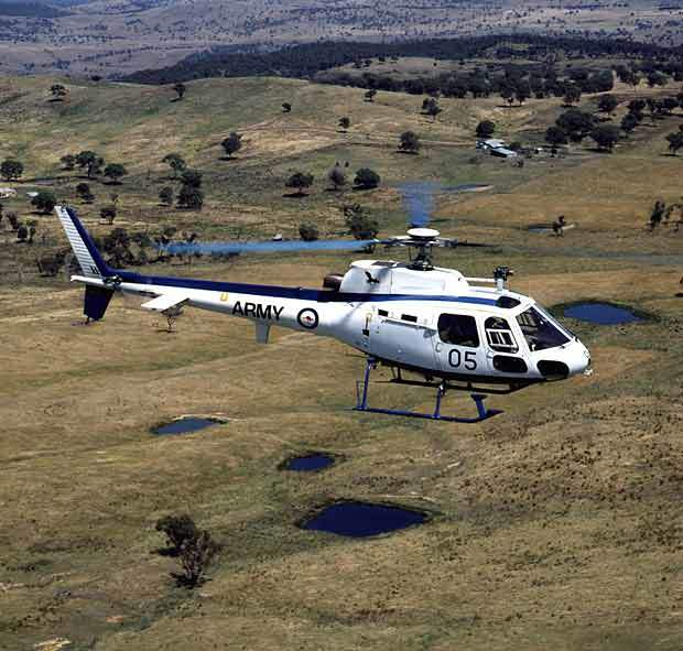 The Australian Army has 18 Fennec helicopters used for training.