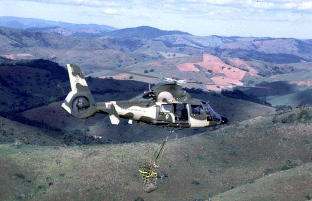 For logistical support, the Panther is fitted with a sling with a 1,600kg capacity.