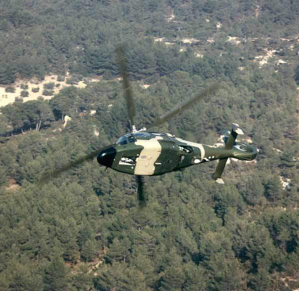 The AS 565 Panther is powered by two Turbomeca Arriel 2C turboshaft engines, each rated at 635kW.