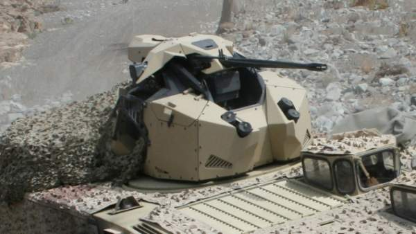 The Future For Armoured Vehicle Technology