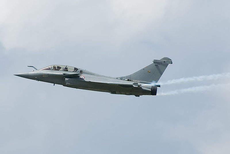 Rafale combat aircraft