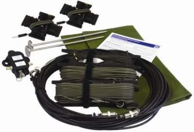 Manpack Broadband Dipole Antenna