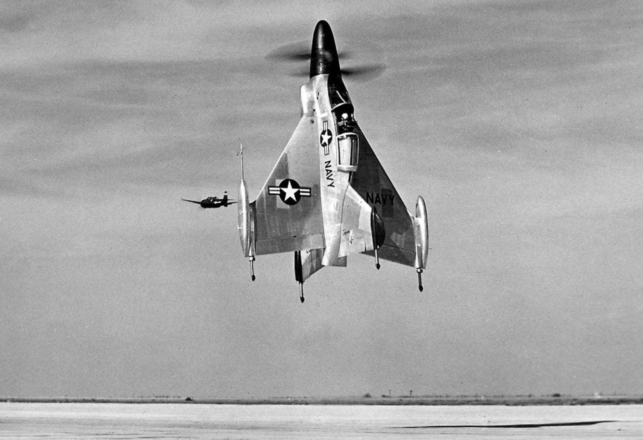 Convair XFY-1