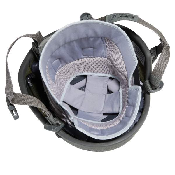 4078ef5e26 The prototype D3O Shock Absorbing Helmet System can provide up to twice the  impact protection performance against blunt force trauma offered by current  ...