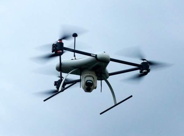 Da Vinci drone