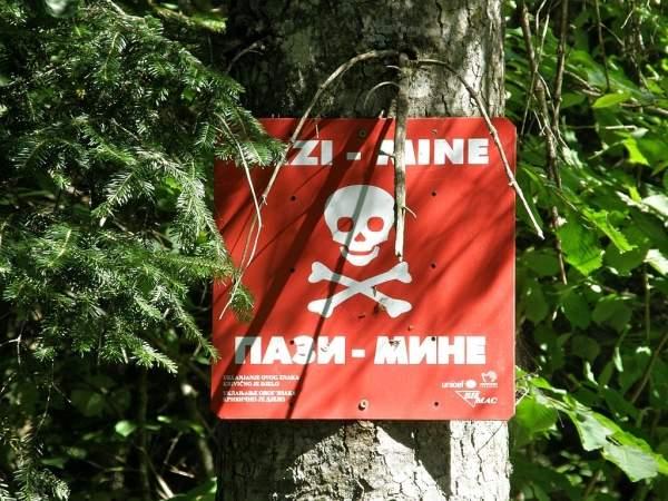landmines kill