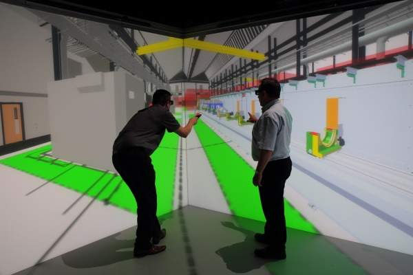 VR engineering