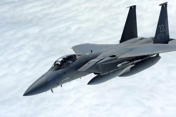 NATO F-15