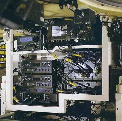 Fennek radio system