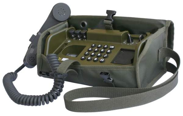 Field operation telephone