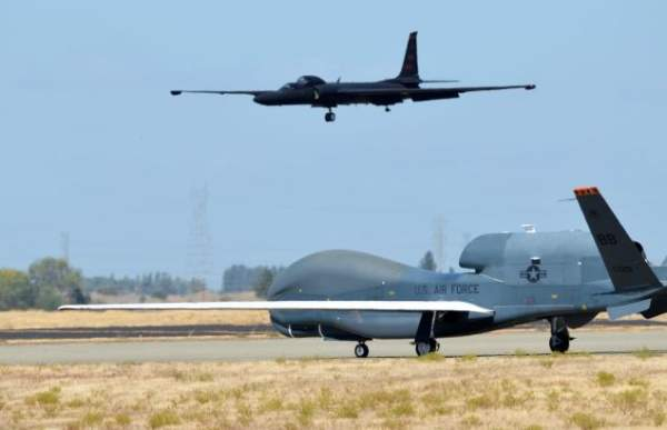 U-2 and Global Hawk
