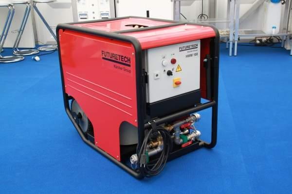 hot water module