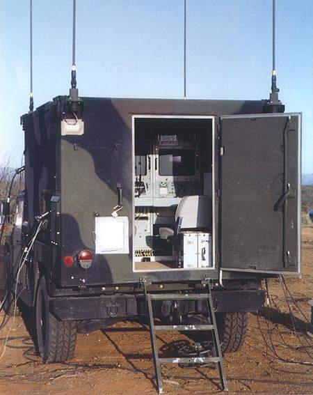 The ground control station provides tactical mission planning as well as controlling the air vehicle and its payload.