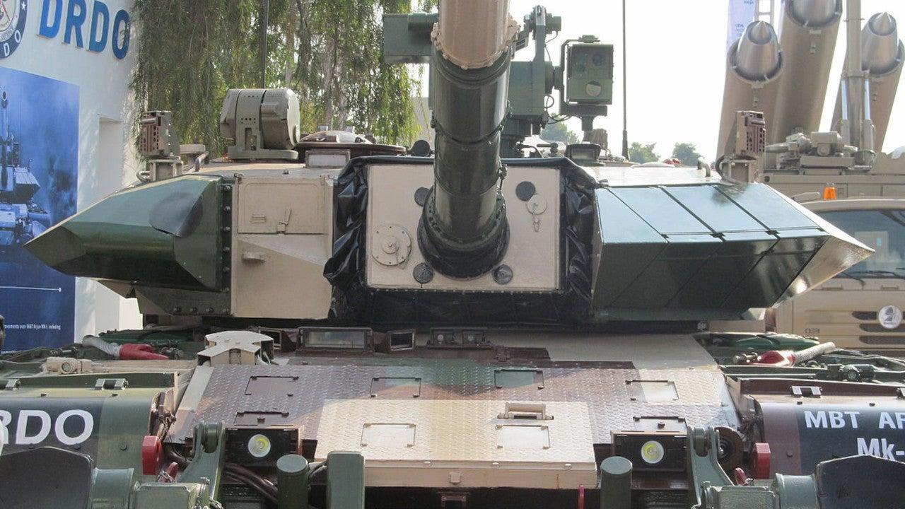 Image 2-Arjun Main Battle Tank