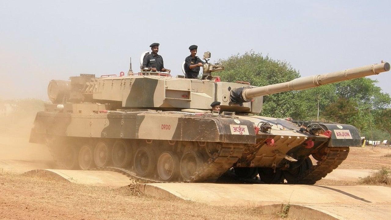 Image 3-Arjun Main Battle Tank