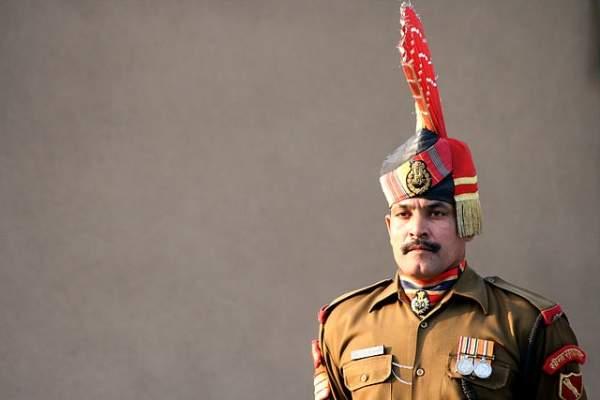 India guard