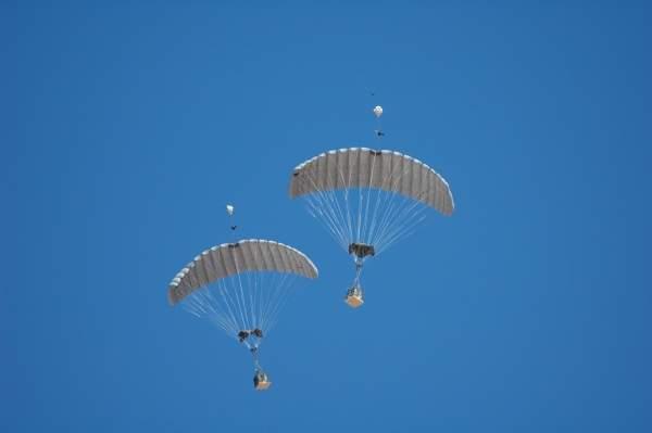 parachute system