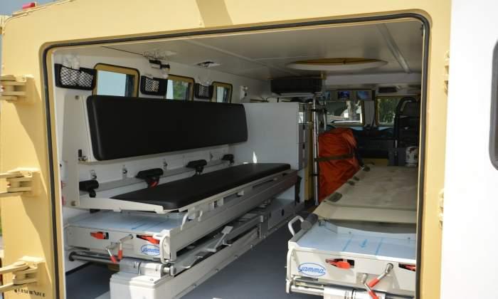 komondor ambulance