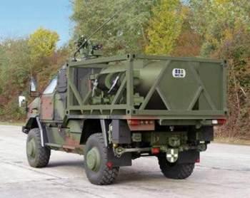 light vehicle modular fuel system