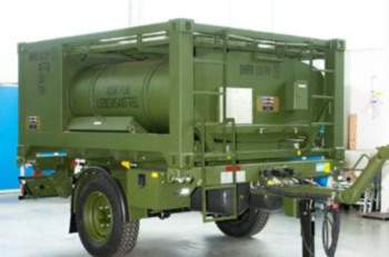 light vehicle modular water system