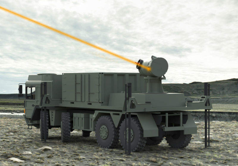 Dragonfire: the road to battlefield ready laser weaponry ...