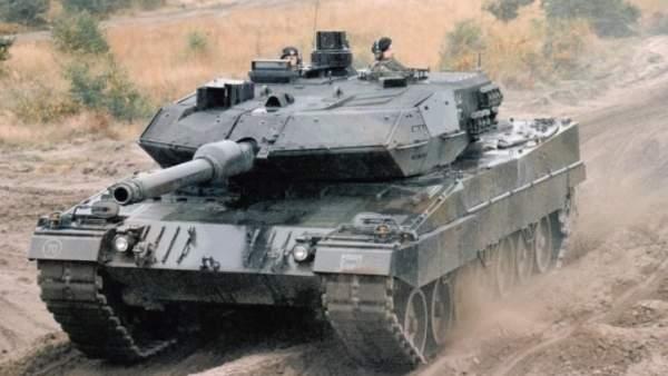 Poland Land Forces Leopard