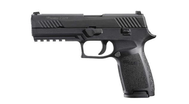 US Army handguns