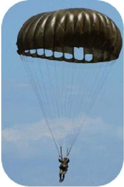 MC-1C parachute