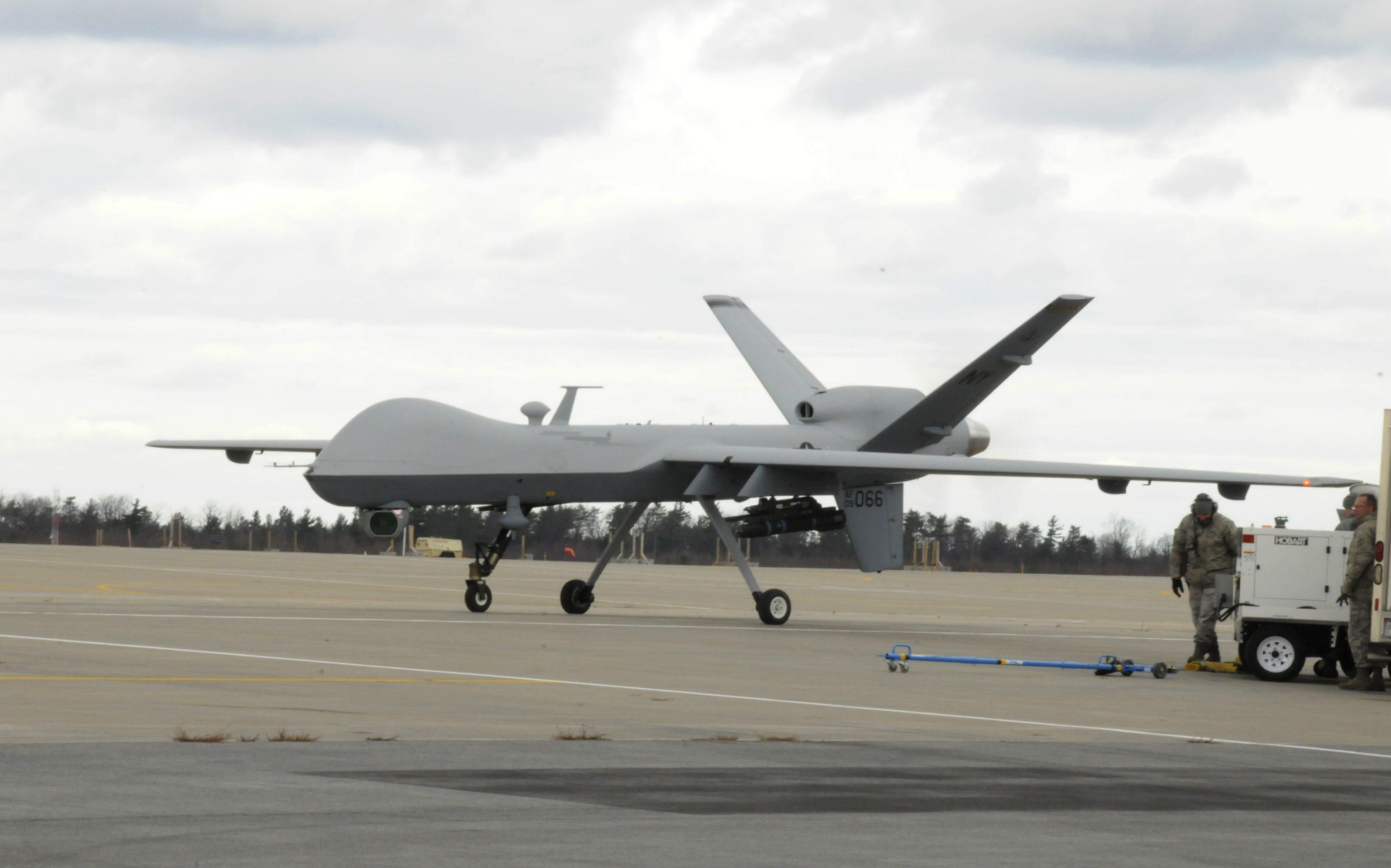 MQ-9 air force US