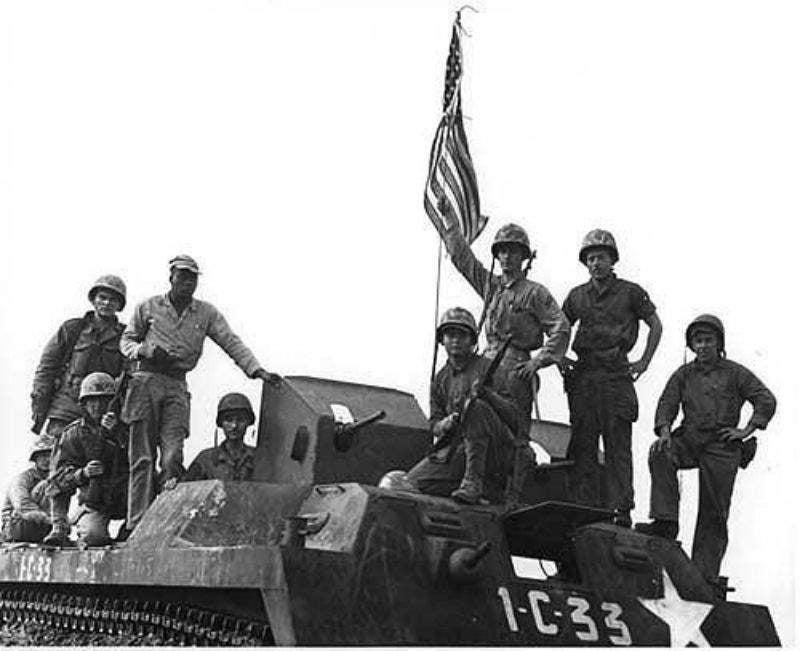 marines US army Korean war corps shore congress troops conflict