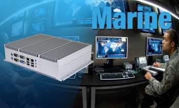 marine full IP65 box PC