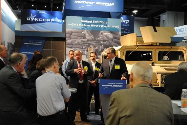 Northrop Humvee upgrades