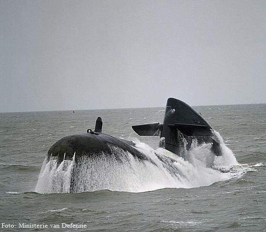 Netherlands submarine technology defence