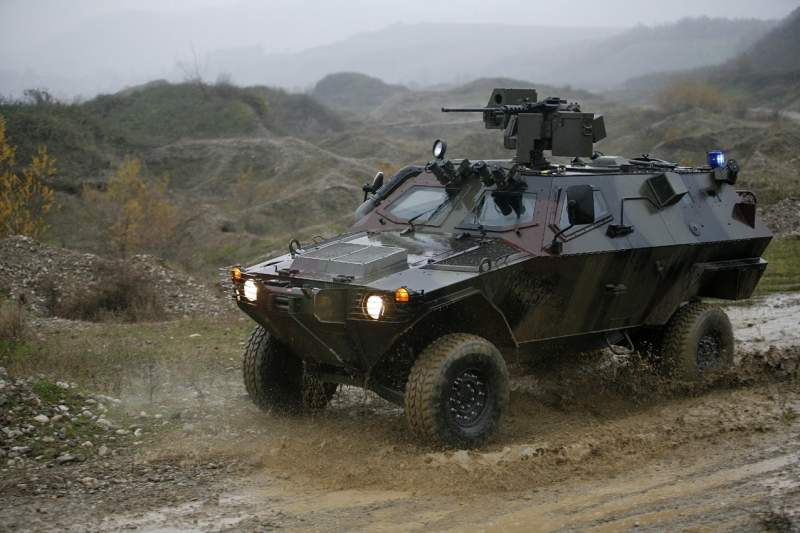 Otokar - Army Technology