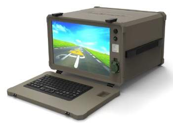 portable PC front
