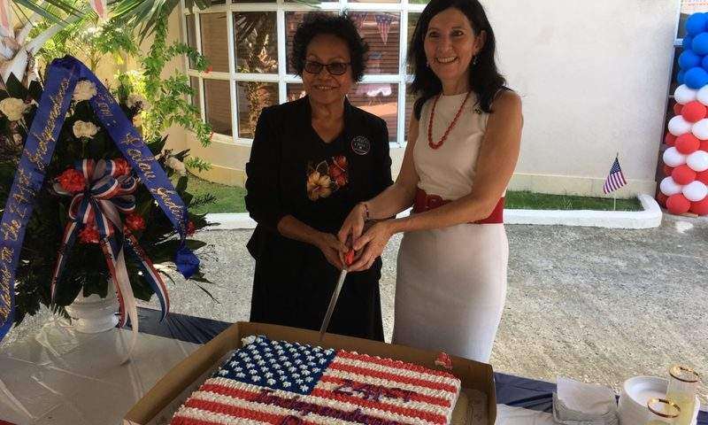 embassy 4th july