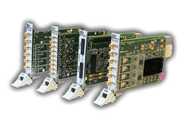 FPGA-based PXIe modules