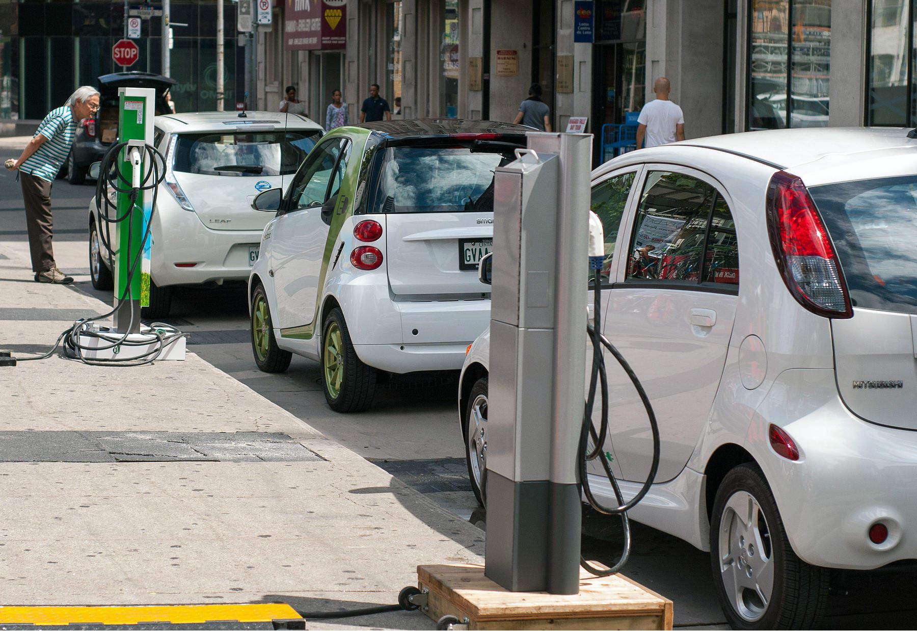 electronic vehicles car plug