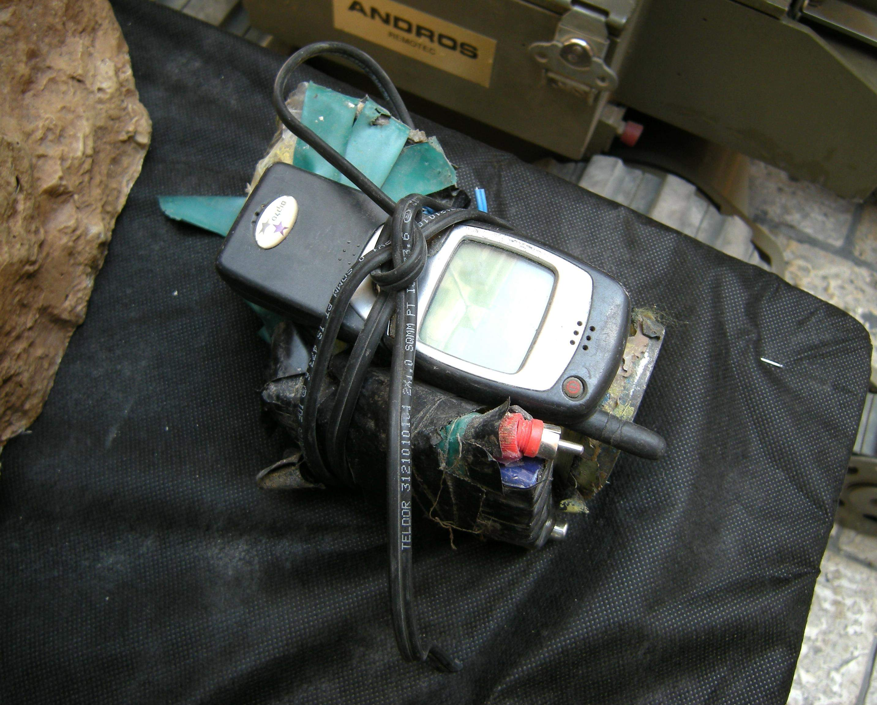 improvised explosive devices