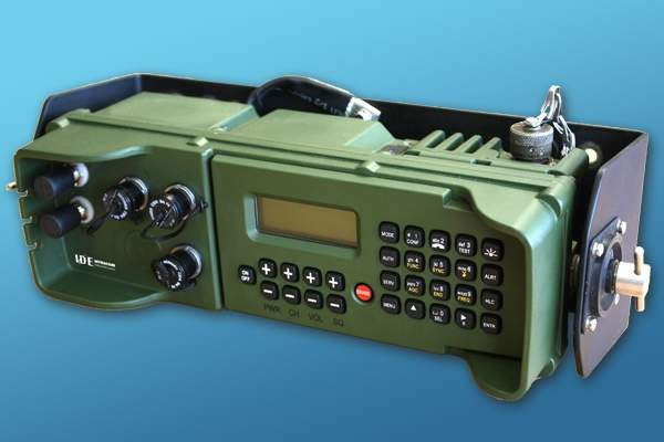 RCS tactical radios