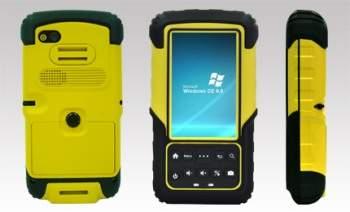 industrial rugged handheld