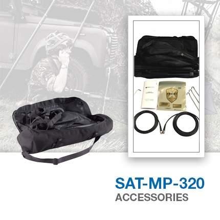 SAT-MP-320 accessories
