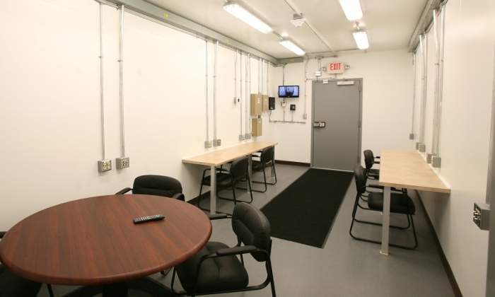 A.R.C. Vault SCIF interior