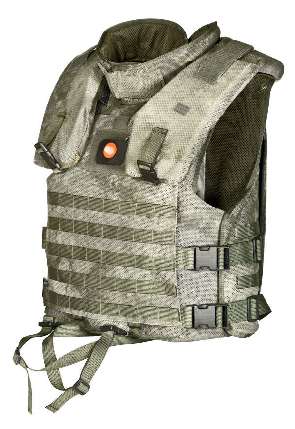 Verseidag Ballistic Protection tactical buoyancy vest Seaguard